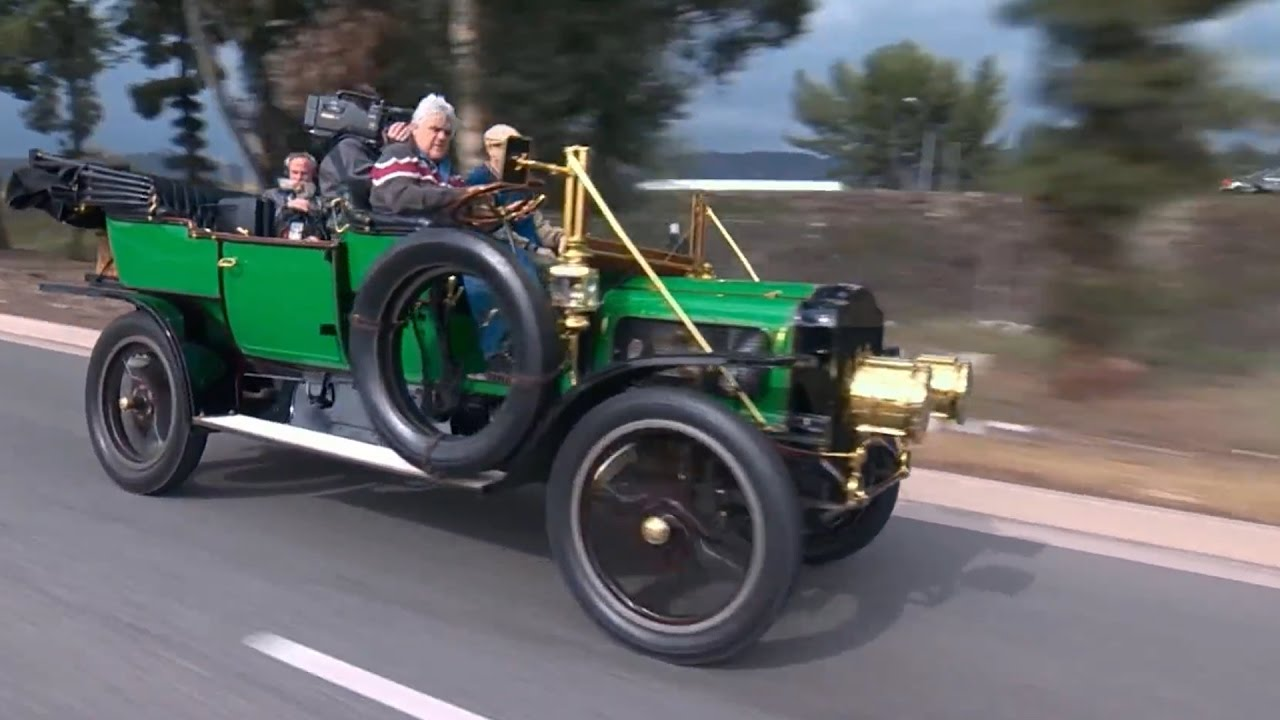 Jay Leno's Steam Cars