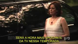 Political Animals episódio 06 - Resignation Day [Finale] - Promo Legendado