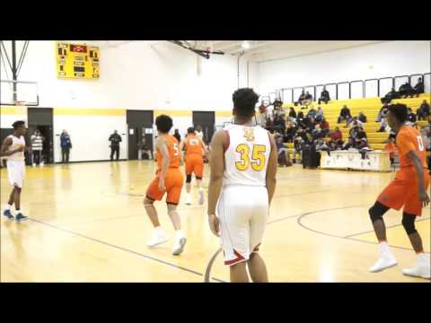 NLCP vs Whitney Young Full Game 12-14-16