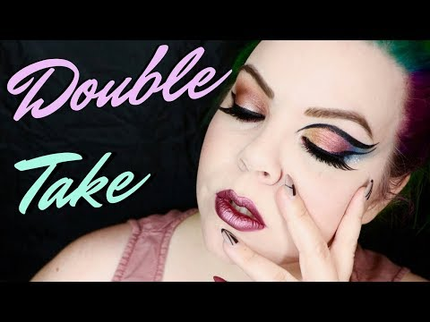 Urban Decay Heavy Metal Palette DOUBLE TAKE TUTORIAL