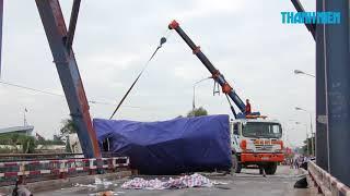 🔵 Mẹ chồng chết oan, con dâu bị thương nặng vì tai nạn trên cầu Rào