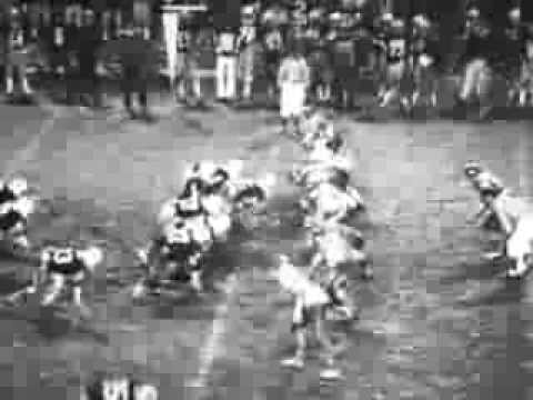 1978 CRJ J-Hawk Football vs Davenport Central (Roger Craig) & CRK