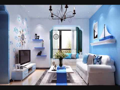 Kombinasi Warna Cat Plafon Dan Dinding Yang Singkron Rumah Moderen