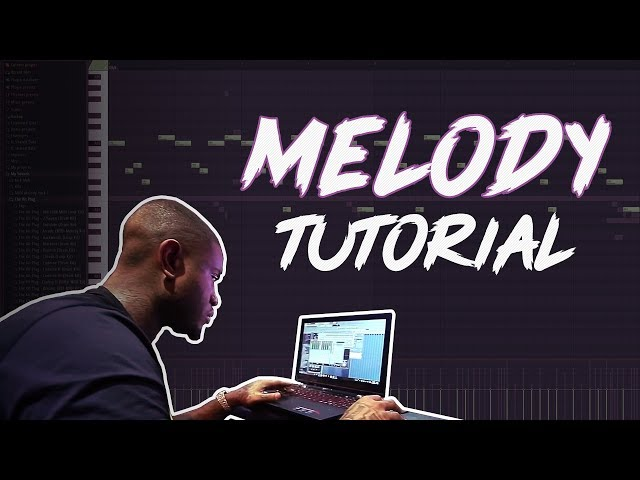 FL Studio Melody Tutorial - How To Make Trap Melodies Like 808 Mafia, Southside and TM88!