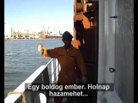 Edmond hazamegy Lisszabonból - 2005. Isartal 2.
