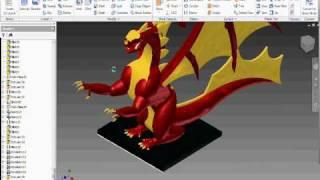 CAD Dragon