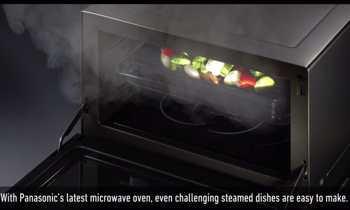 Microwave With Steam Function Bestmicrowave