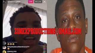 Kevin Gates Talks About Getting Jumped in Prison by Lil Boosie Goons!CRAZY