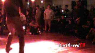 Grim (Rock-A-Byez) vs E-Swift (Diverse Kingz Krew) Buck Shots 14: A...