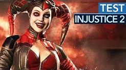 INJUSTICE 2 im Test:  Superhelden prügeln auf PS4 & Xbox One weiter