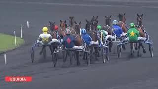 Vidéo de la course PMU PRIX JEAN ET ANDRE DE LA VAISSIERE