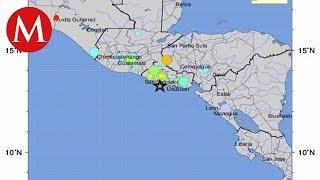 Sismo de 6.6 en El Salvador activa alerta de tsunami en el Pacífico