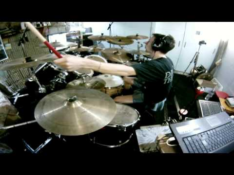 cartoons 80\90\00 drum medley by Daniel Luzi