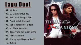 Download Thomas Arya feat Iqa Nizam full album terbaru