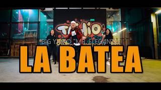 """LA BATEA - Big Yamo """"Mr. Elegante"""" (Coreografía ZUMBA) / LALO MARIN"""