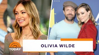 Olivia Wilde On Directing Husband Jason Sudeikis In 'Booksmart'   TODAY