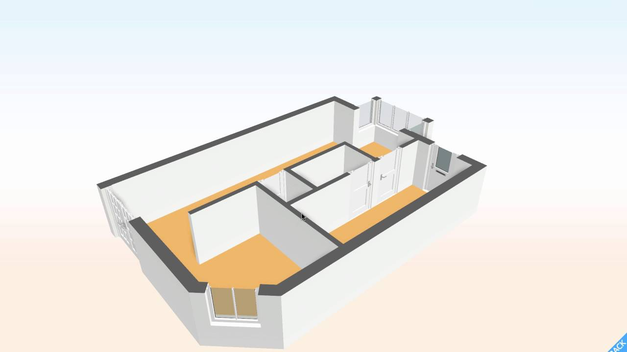 Floorplanner tutorial Part 2 - YouTube