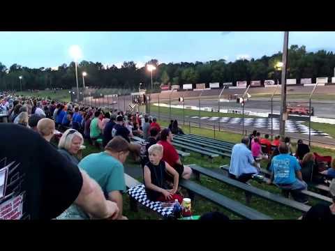 Central States Region Super Cups feature race Dells Raceway Park 7/22/17