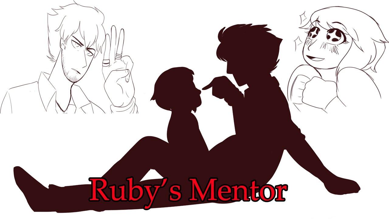 [RWBY Comic Dub] Ruby's Mentor
