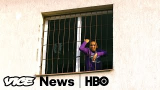 Locked Up Migrants & Wind Power  VICE News Tonight Full Episode (HBO)
