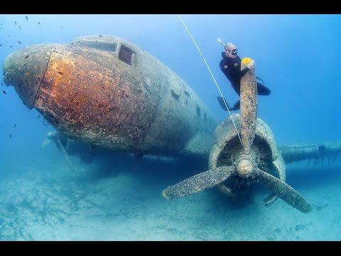 Bizarre Underwater Discoveries