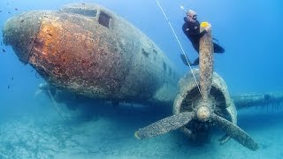 Bizarre Underwater Discoveries