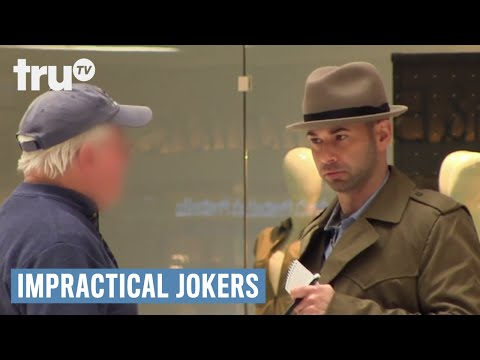 Impractical Jokers: Inside Jokes - Murr, the Mall Detective | truTV