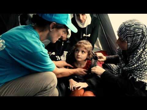 Støt Syriens børn – Se hvordan det nytter