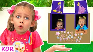 마야는 유모인 척   교육으로 동요와 아기의 노래를
