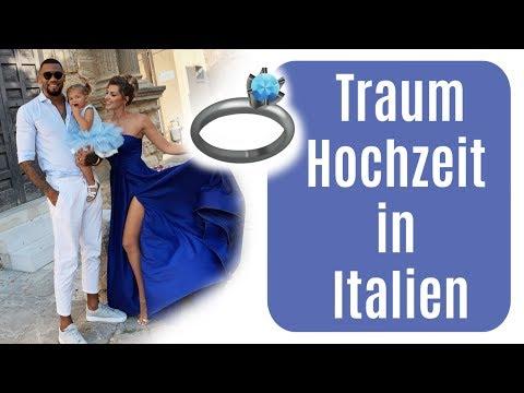 TRAUMHOCHZEIT IN ITALIEN 👰 🤵