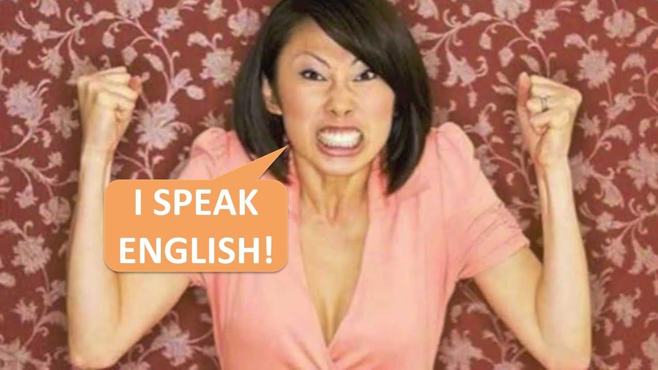 I SPEAK ENGLISH YOU DUMB CRAZY LADYS. r/IDontworkHereLady story