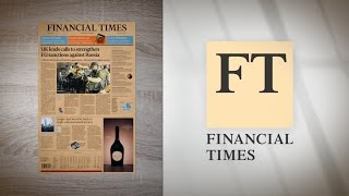 Financial Times refreshes its newspaper for the digital age