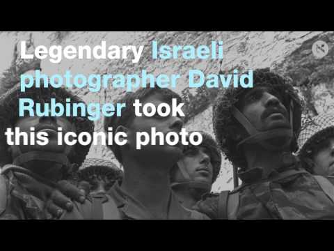 David Rubinger, legendary Israeli photographer behind iconic Western Wall photo, dies