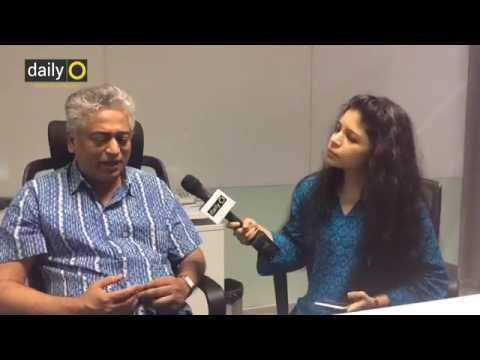 Is the government muzzling the media: Rajdeep Sardesai speaks to DailyO