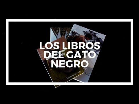 Letras Aragonesas a lomos del Gato Negro