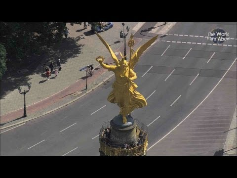 Berlin, Germany from Above - Our Best Highlights Montage (HD)