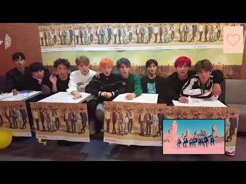 #113 SF9 reaction to O Sole Mio MV