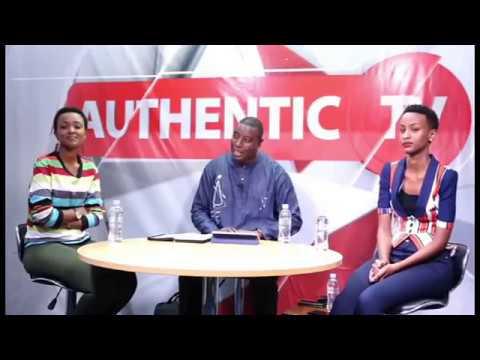 THE HOUR OF VALUE  With Apostle Dr Paul M Gitwaza and Miss Rwanda 2018 Liliane Iradukunda