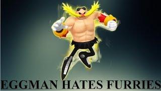SUPER EGGMAN! - Eggman Hates Furries (2) (Koniec)
