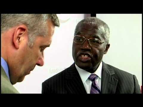 Egbert Imomoh, AFREN PLC - Global Petroleum Show 2012