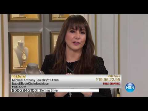 HSN | Michael Anthony Jewelry 10.03.2016 - 10 AM
