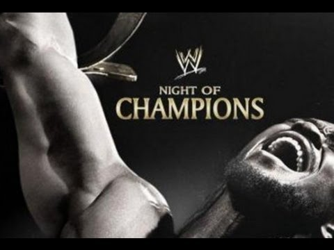 WWE Night Of Champions 2013 Live Streaming + Replay {{FREE}}