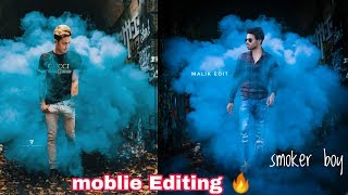 Danish zehen smoke Editing 🔥|| mobile Editing + Instagram Editing || Malik edit