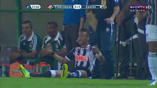 Neymar Vs Fluminense A 2011