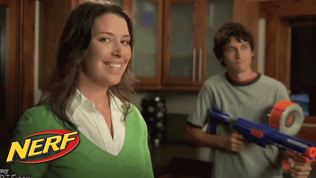 Download Funny or Die: 'Taking Work Home' - NERF on the Job