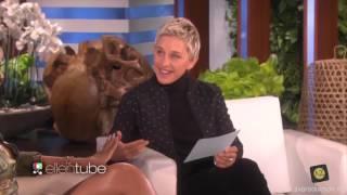 """Рианна говорит о караоке, райдере, парнях в шоу """"Эллен""""  (перевод ByBitchy)"""