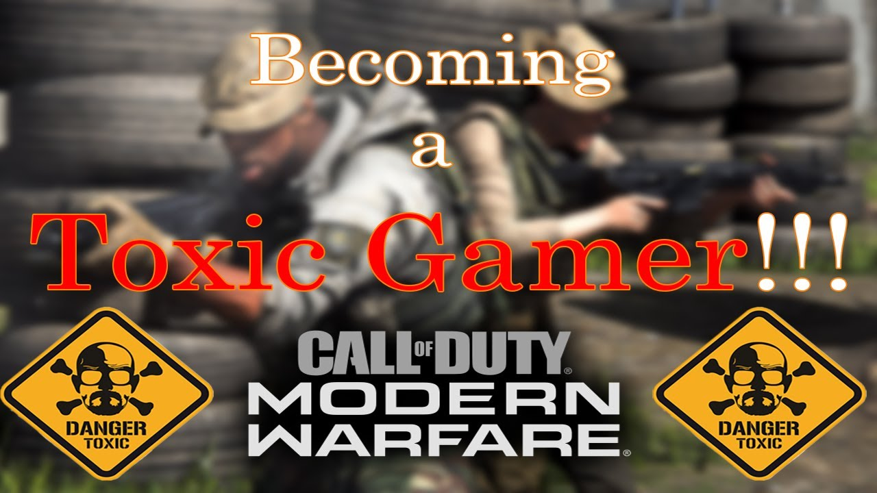 Becoming a Toxic Gamer on Gunfight