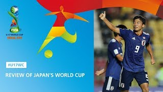 Фото Review Of Japanand39s Group Stage - Fifa U17 World Cup 2019 ™