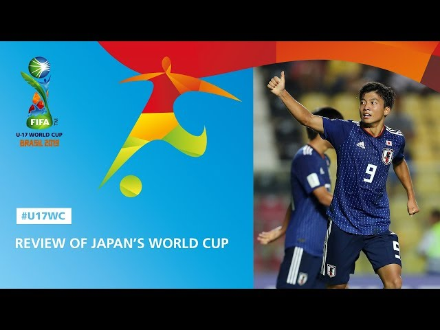 Review of Japan's Group Stage - FIFA U17 World Cup 2019 ™
