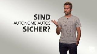 #kurzerklärt: Sind autonome Autos sicher?